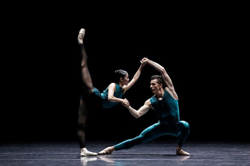 Vitesse, The Australian Ballet, In The Middle, Ako Kondo, Kevin Jackson