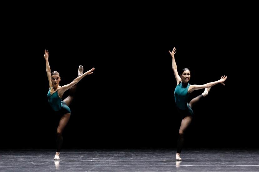 Vitesse, The Australian Ballet, In The Middle, Benedicte Bemet, Ako Kondo