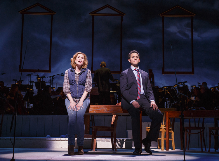 1776, City Center Encores, Christiane Noll, Santino Fontana