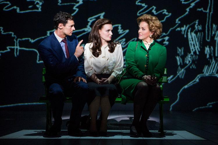 American Psycho, Broadway, Benjamin Walker, Jennifer Damiano, Alice Ripley