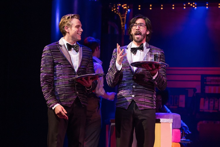Disaster on Broadway, Adam Pascal, Max Crumm