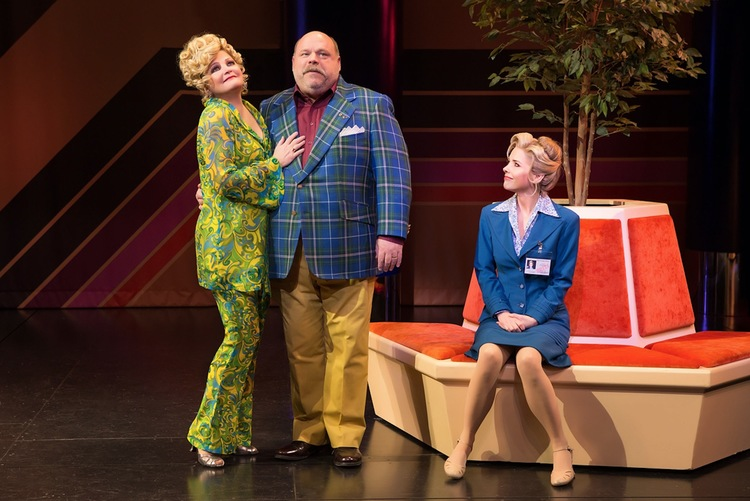 Disaster on Broadway, Faith Prince, Kevin Chamberlin, Baylee Littrell