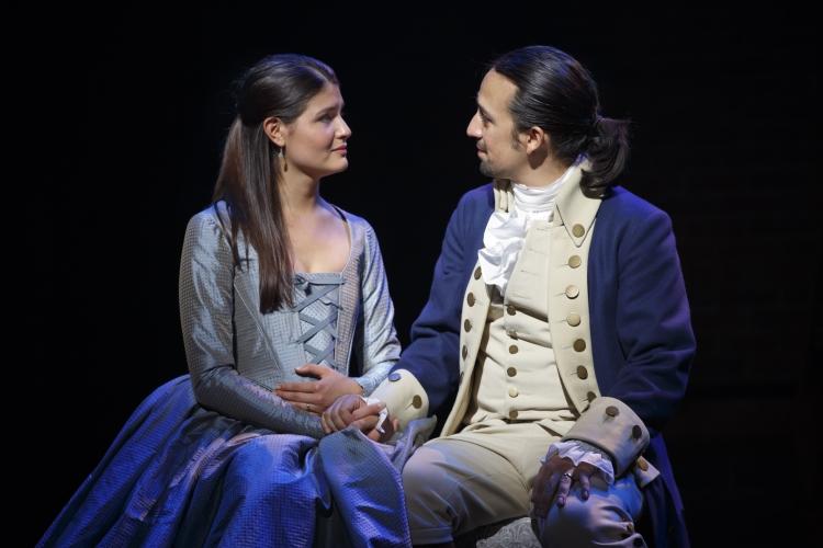 Hamilton, Broadway, Phillipa Soo, Lin-Manuel Miranda
