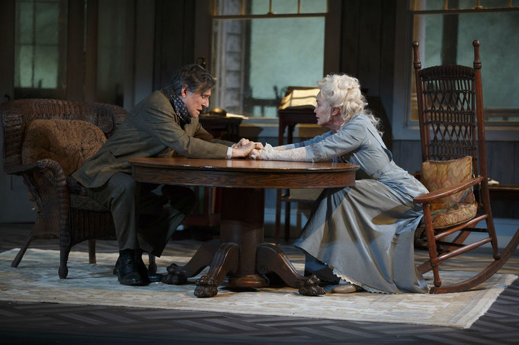 Long Day's Journey into Night 2016 Roundabout, Gabriel Byrne, Jessica Lange