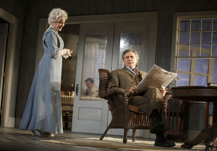 Long Day's Journey into Night 2016 Roundabout, Jessica Lange, Gabriel Byrne