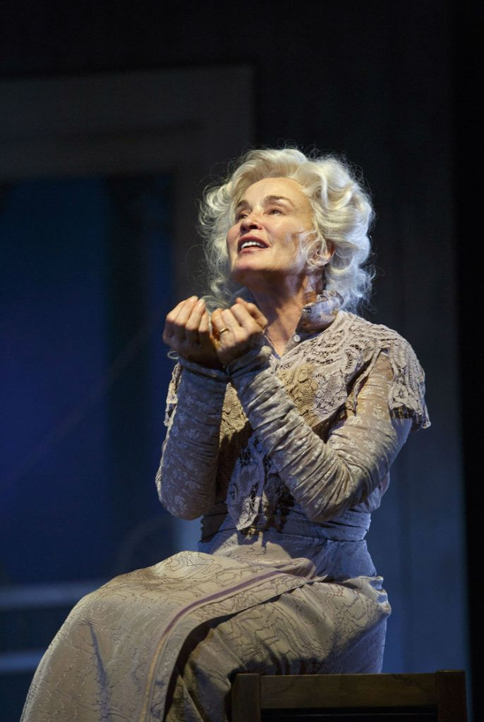 Long Day's Journey into Night 2016 Roundabout, Jessica Lange