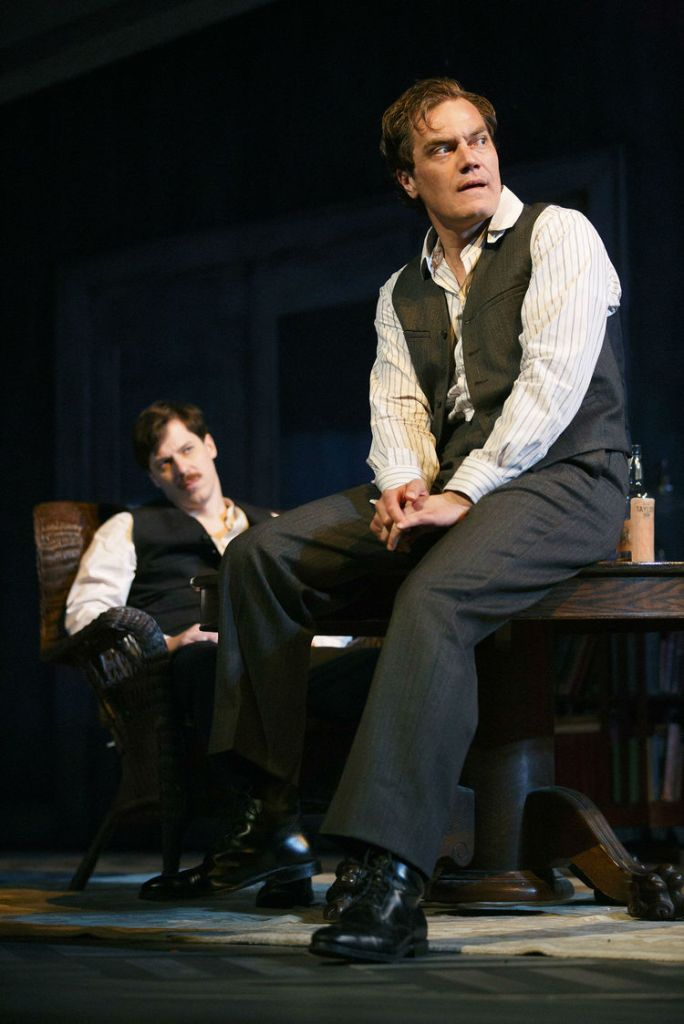 Long Day's Journey into Night 2016 Roundabout, John Gallagher, Jr, Michael Shannon