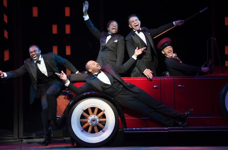 Shuffle Along, Broadway, Billy Porter
