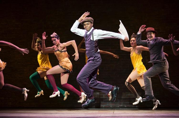 Shuffle Along, Broadway