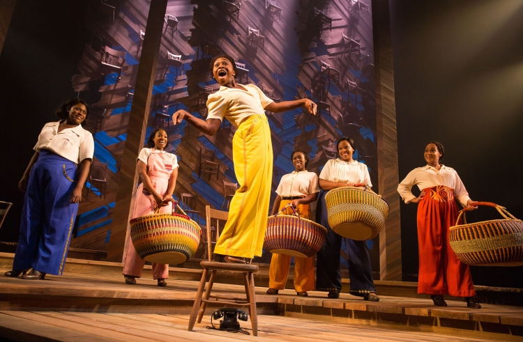 The Color Purple, Broadway, Brooks, Covington, Erivo, Jackson, Compere, Webb