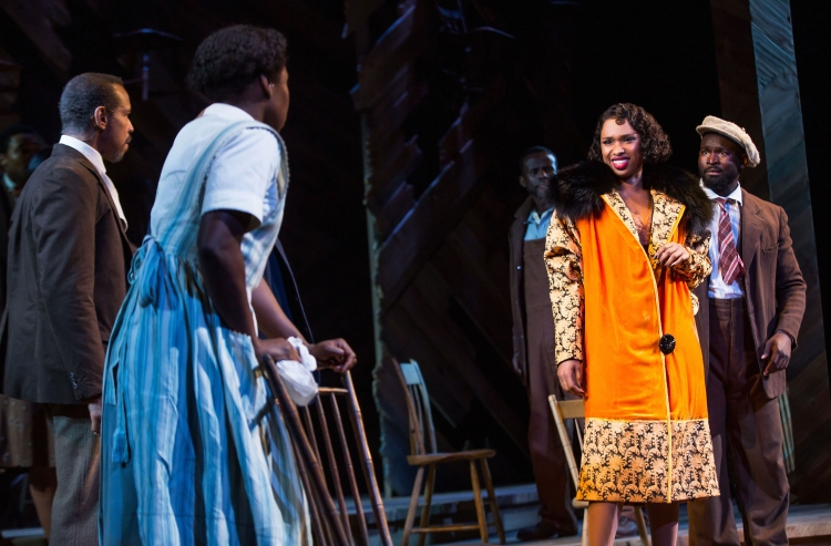 The Color Purple, Broadway, Cynthia Erivo, Jennifer Hudson, Isaiah Johnson