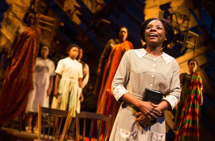 The Color Purple, Broadway, Joaquin Akalukango