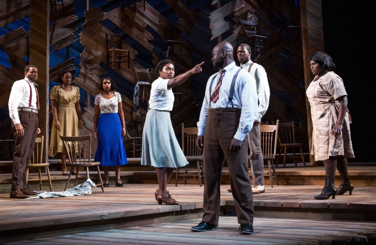 The Color Purple, Broadway, Smith, Covington, Hudson, Erivo, Johnson, Scatliffe, Brooks