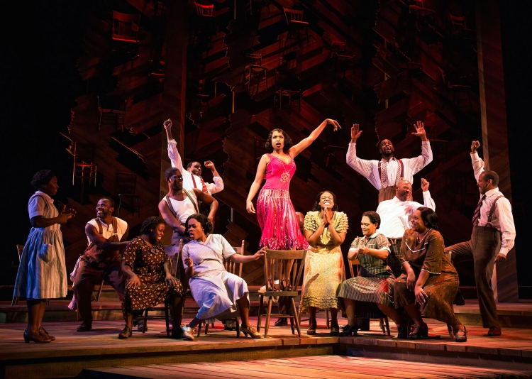 The Color Purple, Broadway