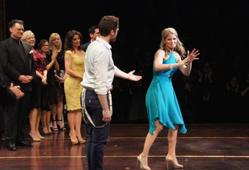 The Light in the Piazza reunion concert, Kelli O'Hara