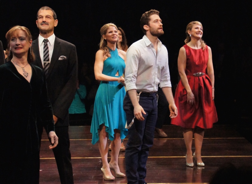 The Light in the Piazza reunion concert, Kelli O'Hara, Matthew Morrison, Victoria Clark
