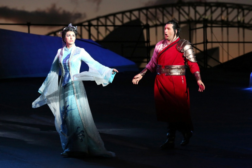 Turandot-2016-Handa-Opera-on-Sydney-Harbour,-Dragana-Radakovic,-Riccardo-Massi