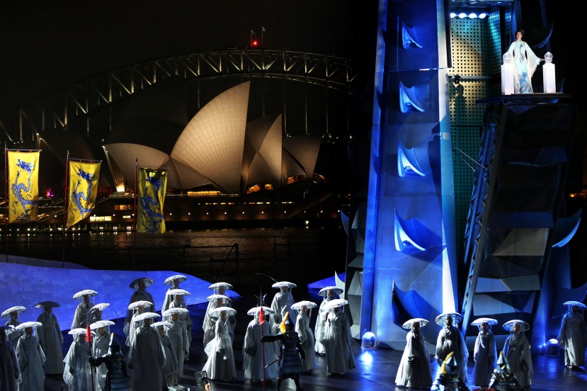 Turandot-2016-Handa-Opera-on-Sydney-Harbour,-Dragana-Radakovic
