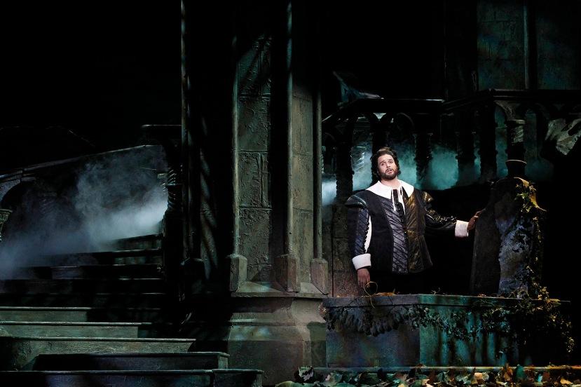 Victorian Opera 2016 Lucia di Lammermoor, Carlos E. Barcenas