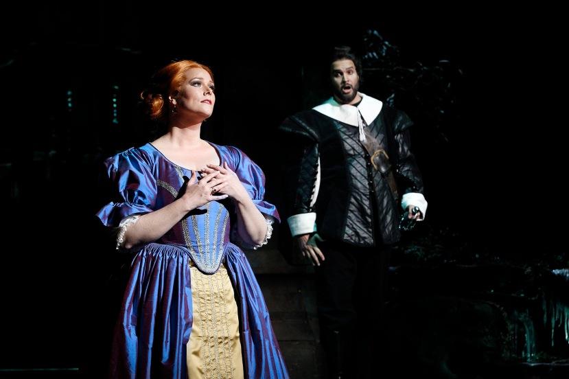 Victorian Opera 2016 Lucia di Lammermoor, Jessica Pratt, Carlos E. Barcenas