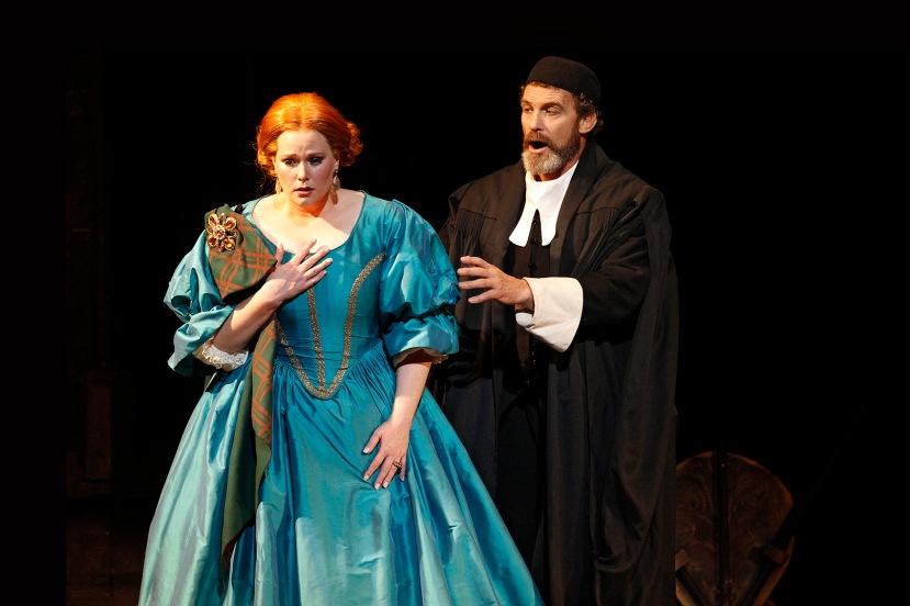 Victorian Opera 2016 Lucia di Lammermoor, Jessica Pratt, Jud Arthur