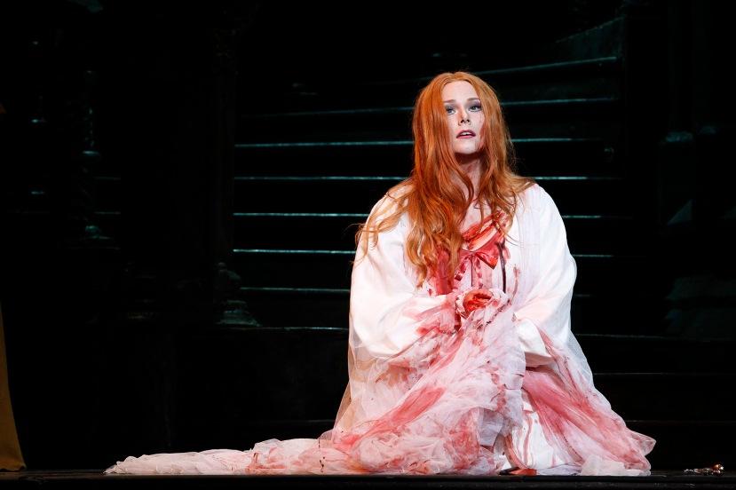 Victorian Opera 2016 Lucia di Lammermoor, Jessica Pratt