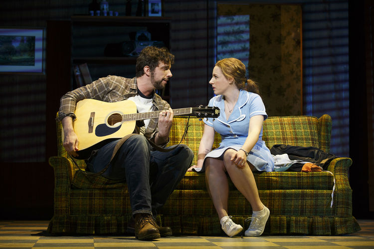 Waitress musical, Broadway, Nick Cordero, Jessie Mueller