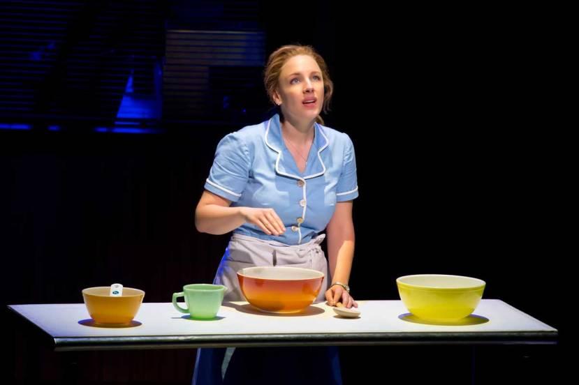 Waitress starring Jessie Mueller