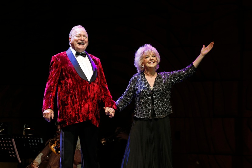 FOLLIES IN CONCERT 2016 Bert Newton, Patti Newton