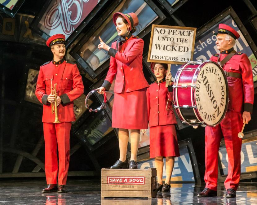 Guys and Dolls 2016 UK tour, Anna O'Byrne