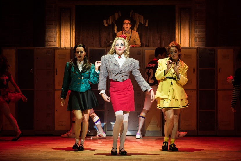 Heathers-the-musical-2016-Melbourne,-Lucy-Maunder
