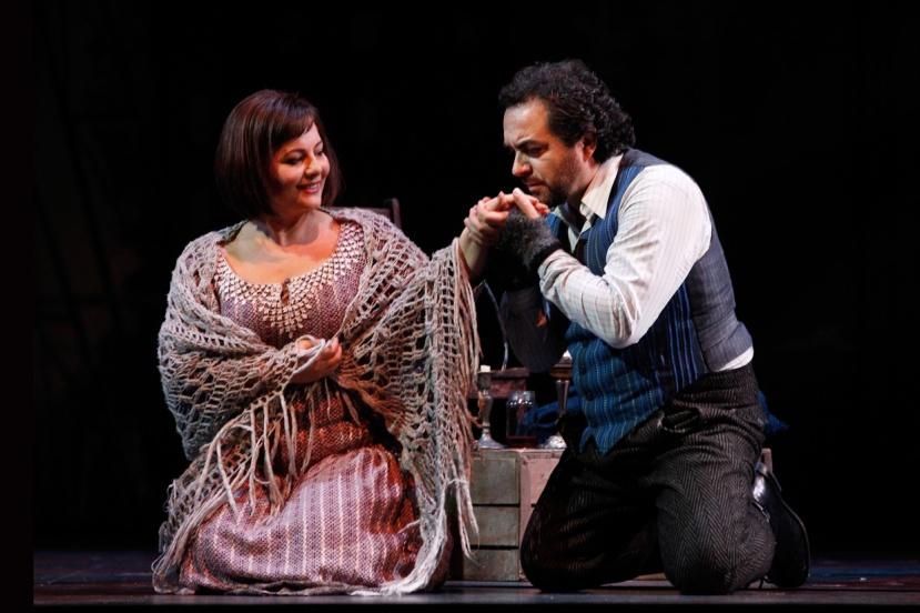 La Boheme 2016 Opera Australia, Lianna Haroutounian,Gianluca Terranova