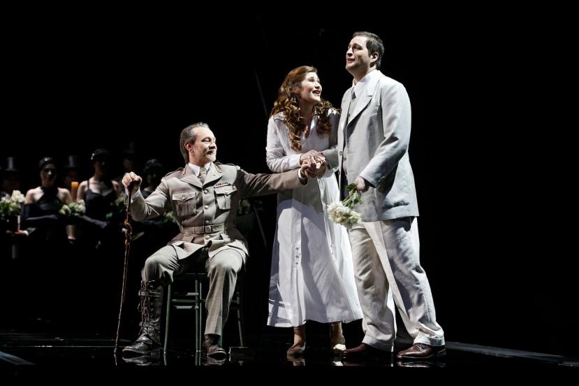 Luisa Miller, Opera Australia, Michael Honeyman, Nicole Car, Riccardo Massi