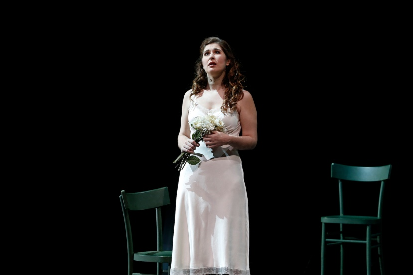 Luisa Miller, Opera Australia, Nicole Car as Luisa Miller