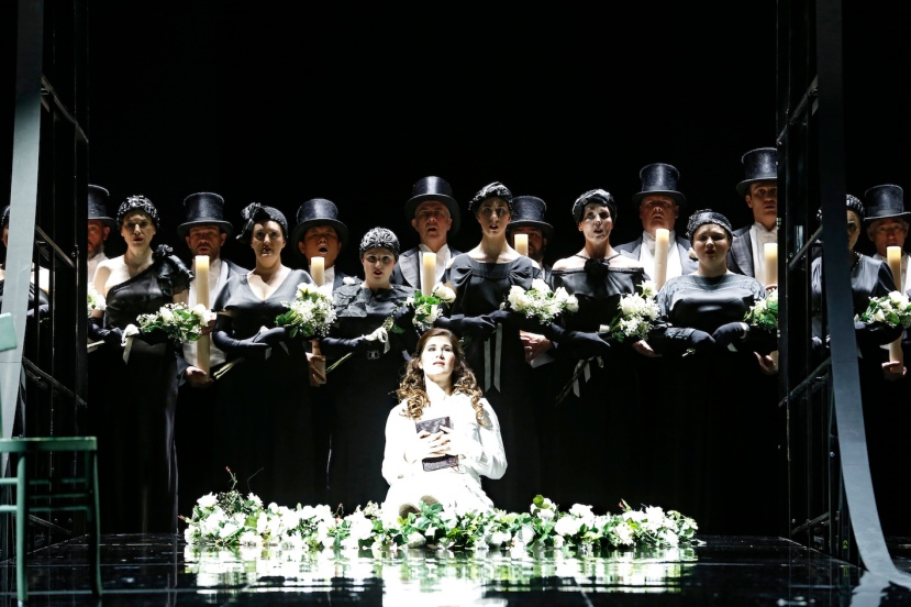 Luisa Miller, Opera Australia, Nicole Car