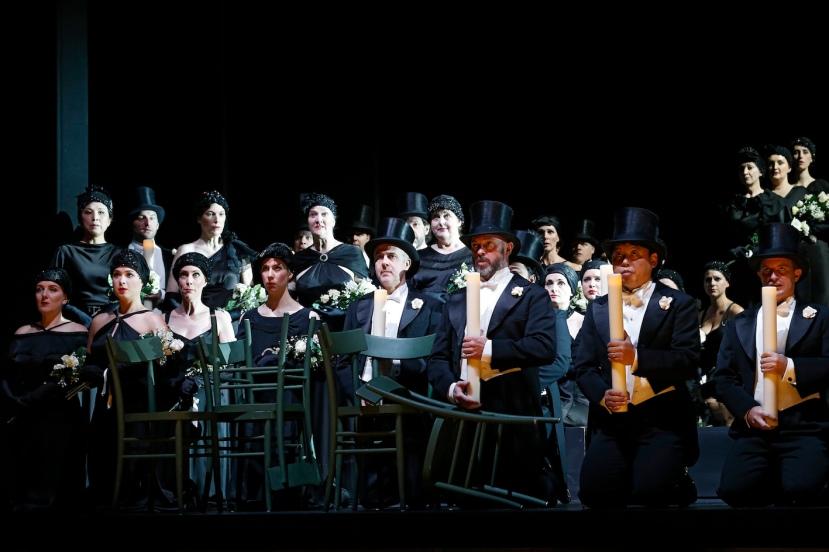 Luisa Miller, Opera Australia, Opera Australia Chorus