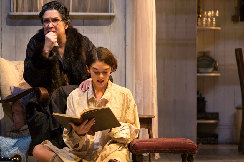 The Glass Menagerie, Malthouse, Belvoir, Pamela Rabe and Rose Riley