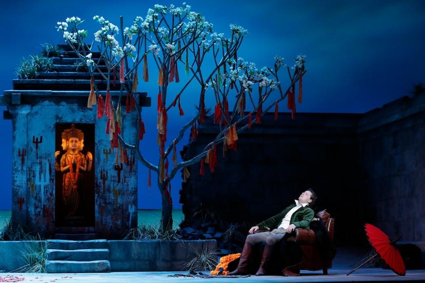 The Pearlfishers 2016 Opera Australia, Dmitry Korchak