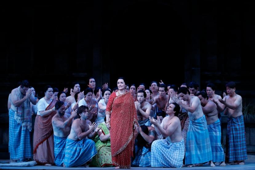 The Pearlfishers 2016 Opera Australia, Emma Matthews, chorus