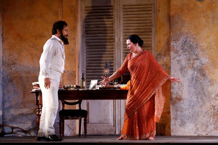 The Pearlfishers 2016 Opera Australia, Jose Carbo, Emma Matthews