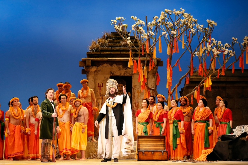 The Pearlfishers 2016 Opera Australia