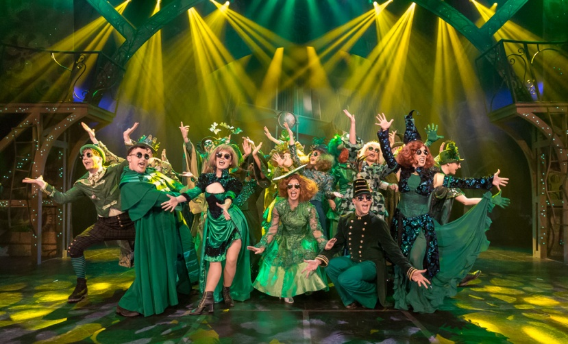 Wicked 2016 CLOC, One Short Day, Emerald City