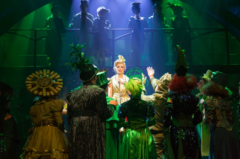 Wicked 2016 CLOC, Thank Goodness, Emily McKenzie as Glinda