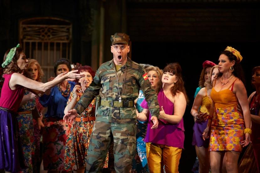 Opera Australia Carmen 2016