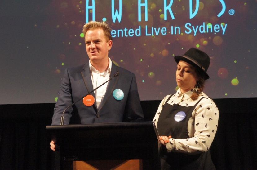 Helpmann Nominations, Melbourne 2016