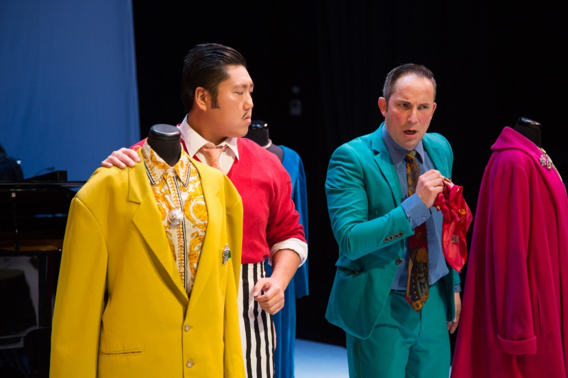 Il Signor Bruschino, Rossini, Lyric Opera of Melbourne, Raphael Wong, Bruce Raggatt