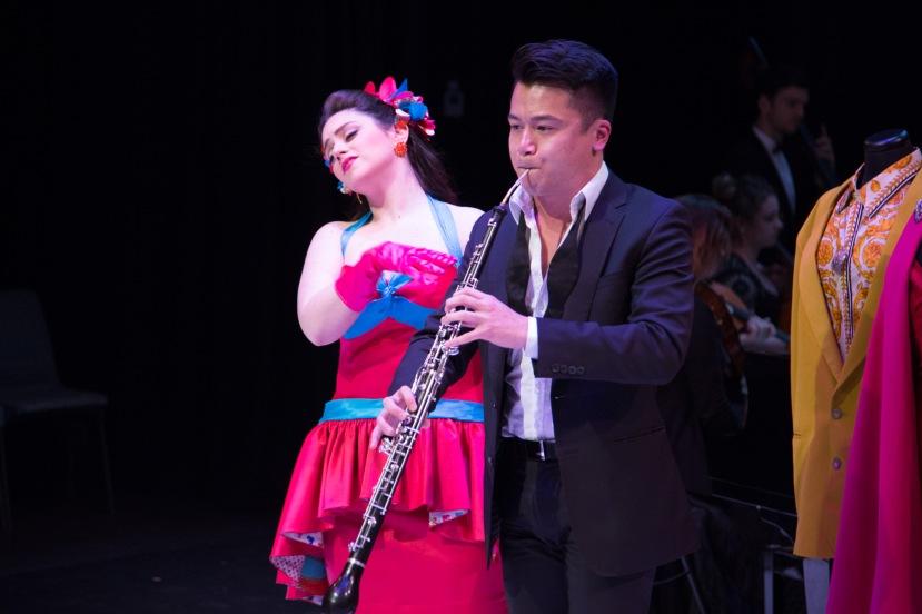 Il Signor Bruschino, Rossini, Lyric Opera of Melbourne, Rebecca Rashleigh, Jasper Ly