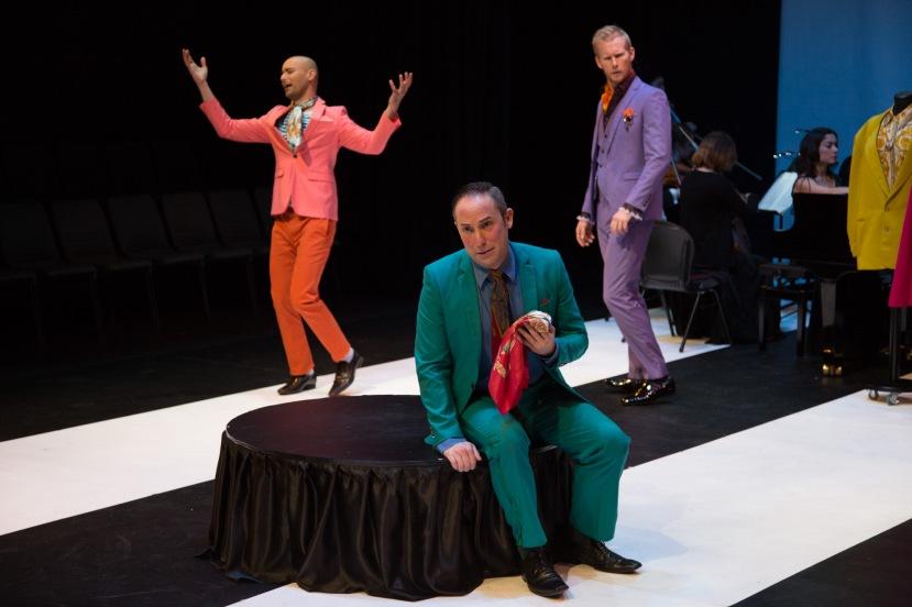 Il Signor Bruschino, Rossini, Lyric Opera of Melbourne, Shanul Sharma, Bruce Raggatt, Matt Thomas