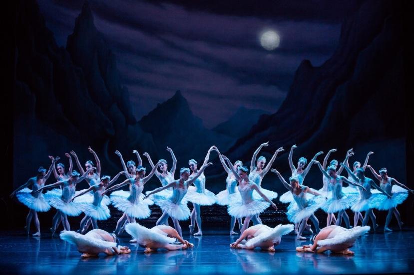 Swan Lake - 1pm Dress Rehearsal