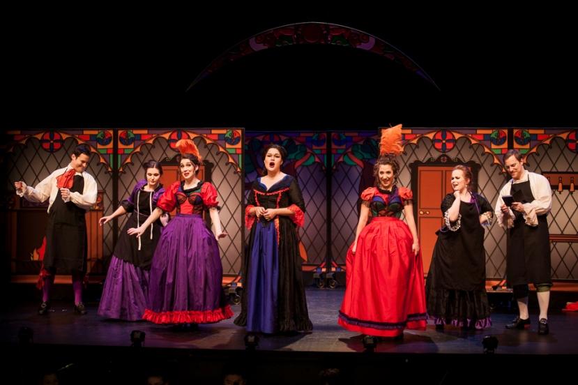 Cinderella 2016 Victorian Opera, Michael Petrucellil, Nathan Lay
